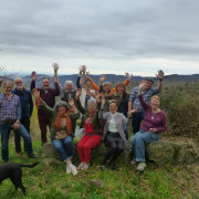 Friends Guides in the Beaujolais region